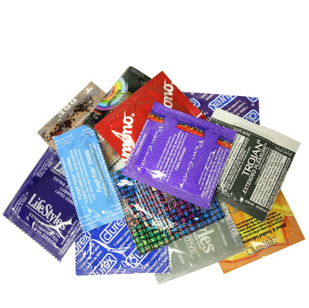 Image of Variety Assorted Condoms