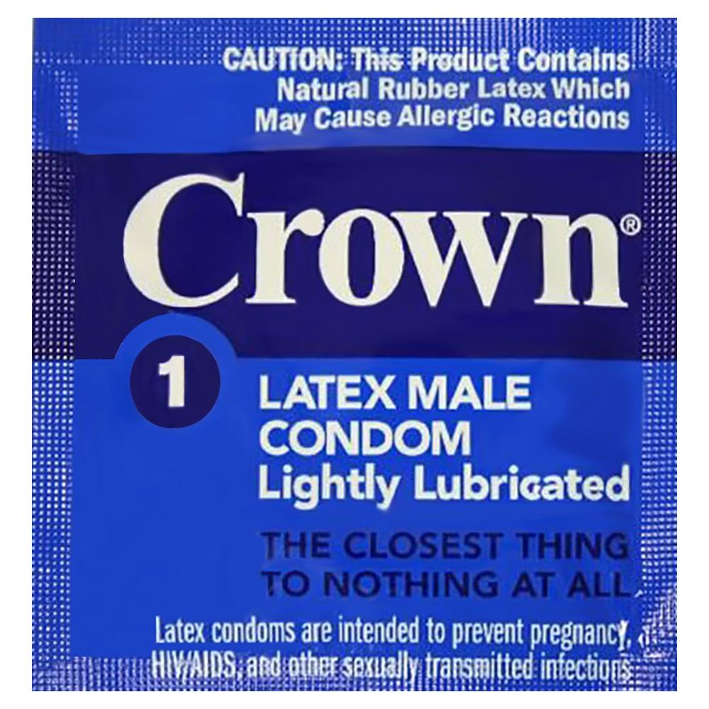 Image of Okamoto Crown Skin Less Skin Condoms 36-pack