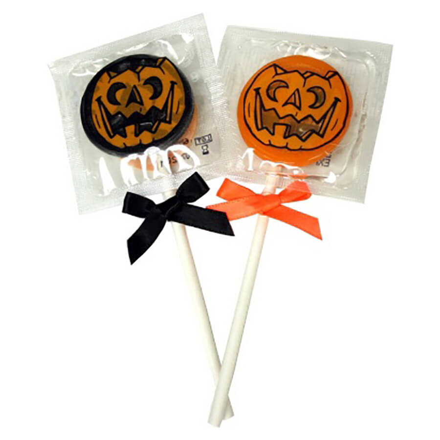 Image of Global Protection Halloween Condom Pops