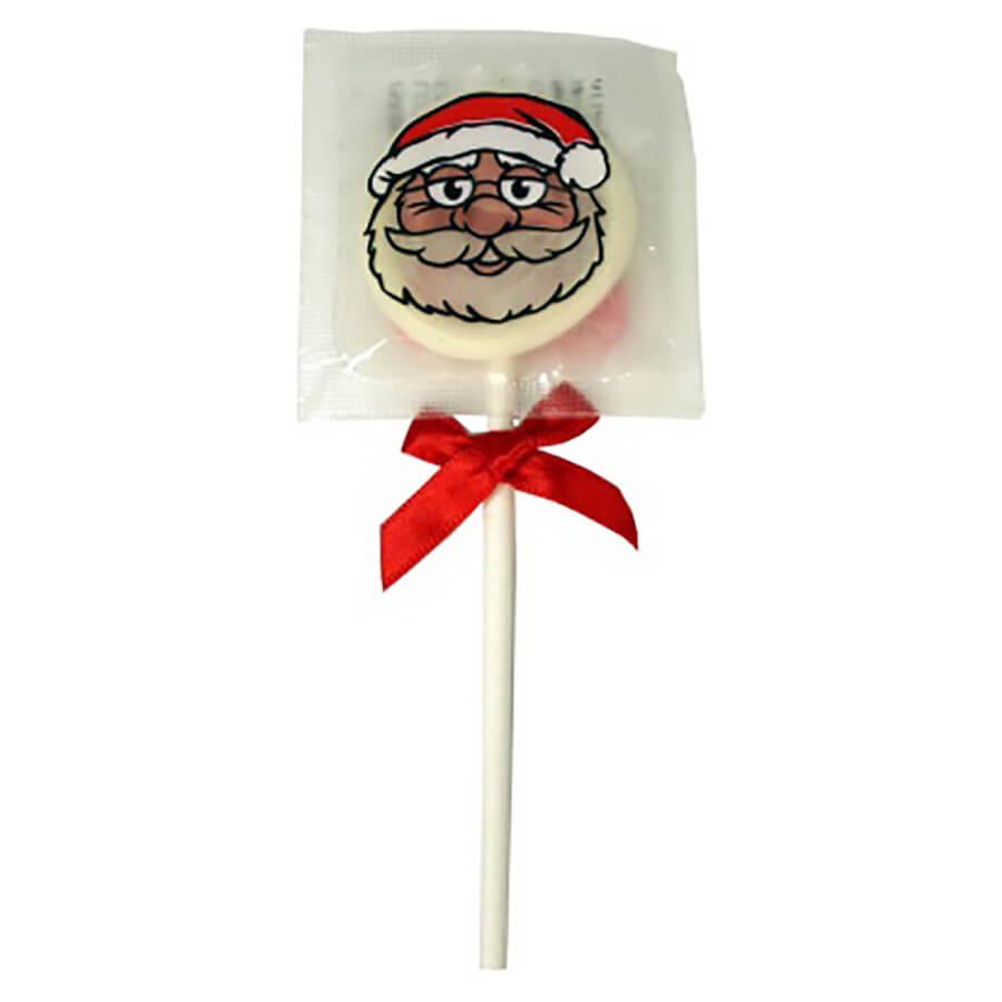 Image of Variety Santa Condom Pops 6-Pack