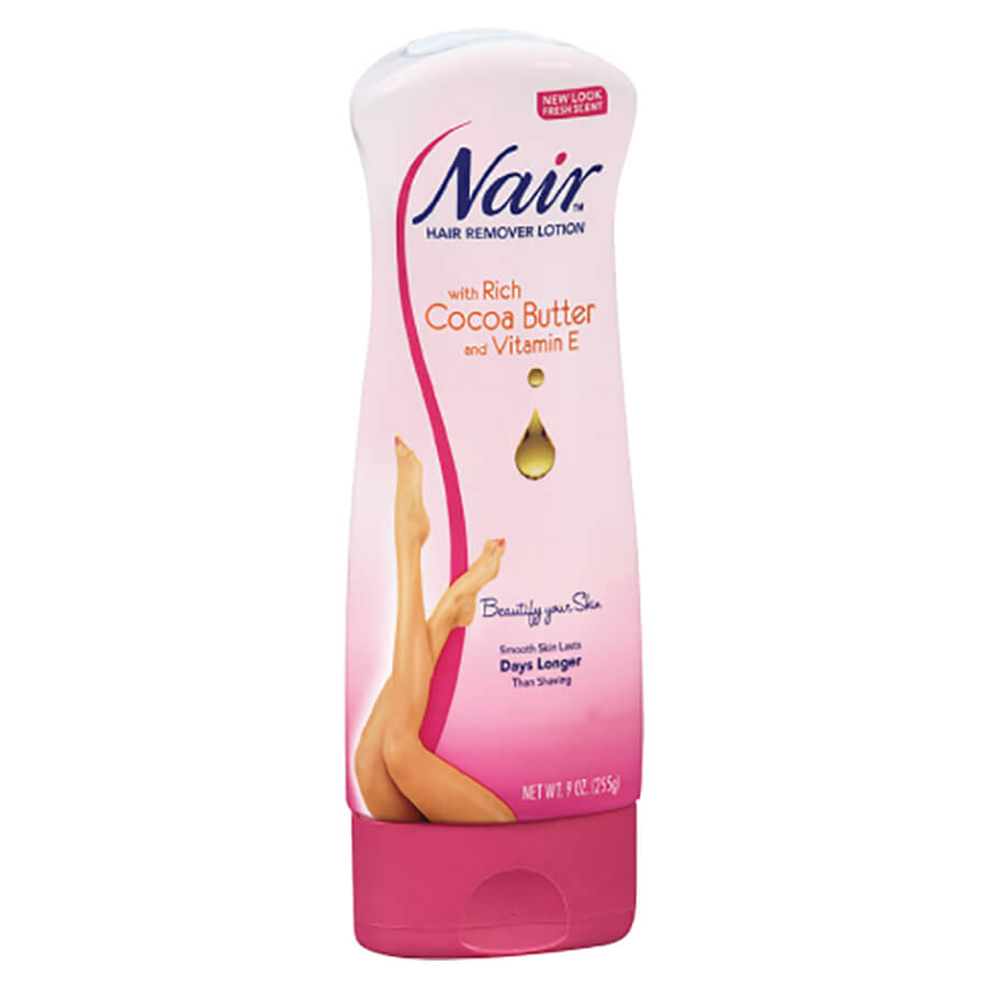 Image of Nair Body Hair Remover Cocoa Butter 2-Pack