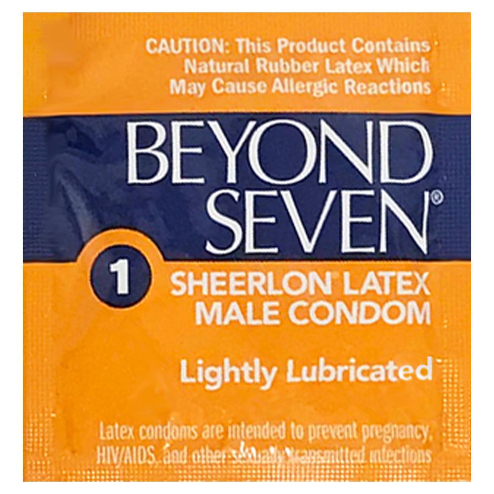 Image of Okamoto Beyond Seven Condoms 100-Pack