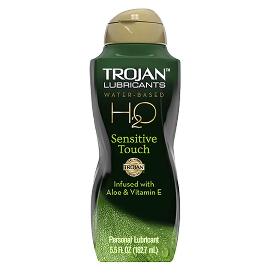 Image of Trojan H20 Sensitive Touch Lubricant 2-Pack